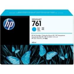 HP CM994A Patron Cyan 400ml No.761 (Eredeti)