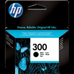 HP CC640EE Patron Black No.300 (Eredeti)