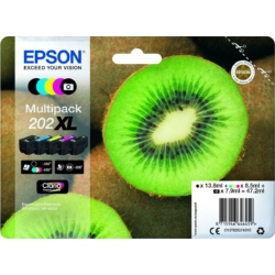 Epson T02G7 Patron Multipack 202XL (Eredeti)