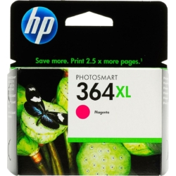 HP CB324EE Patron Magenta No.364XL (Eredeti)