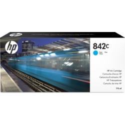 HP C1Q54A Patron Cyan 775ml No.842C (Eredeti)