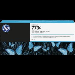 HP C1Q44A Patron Light Gray 775ml No.773C (Eredeti)