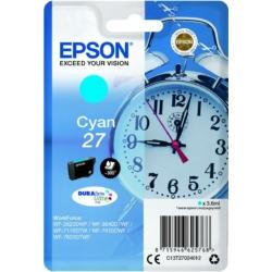 Epson T2702 Patron Cyan 3,6ml (Eredeti)