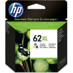 HP C2P07AE Patron Tri Col No.62XL (Eredeti)