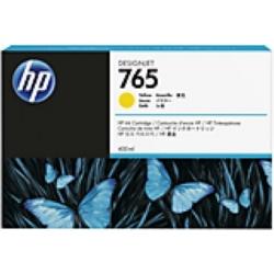 HP F9J50A Patron Yellow 400ml No.765 (Eredeti)
