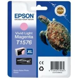 Epson T1576 Patron Light Magenta 26ml (Eredeti)