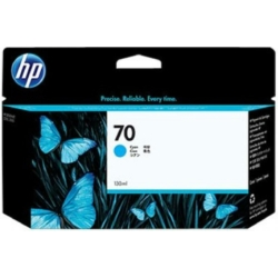 HP C9452A Patron Cyan 130ml No.70 (Eredeti)