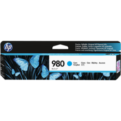 HP D8J07A Patron Cyan 6,6k No.980A (Eredeti)