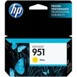 HP CN052AE Patron Yellow No.951 (Eredeti)