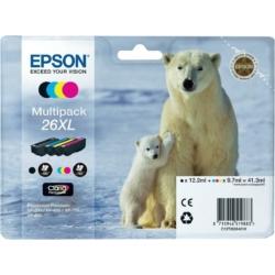 Epson T2636 Patron Multipack 26XL (Eredeti)