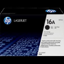 HP Q7516A Toner Black 12k No.16A (Eredeti)
