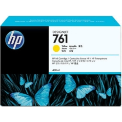 HP CM992A Patron Yellow 400ml No.761 (Eredeti)