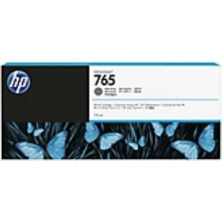 HP F9J54A Patron Dark Gray 775ml No.765(Eredeti)