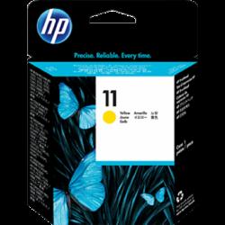 HP C4813A Patron head Yellow No.11 (Eredeti)