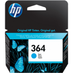 HP CB318EE Patron Cyan No.364 (Eredeti)