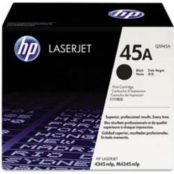 HP Q5945A Toner Black 18k No.45A (Eredeti)