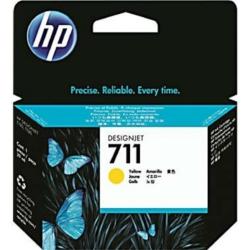 HP CZ132A Patron Yellow 29ml No.711 (Eredeti)