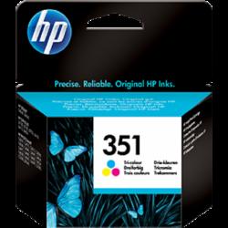 HP CB337EE Patron Color No.351 (Eredeti)