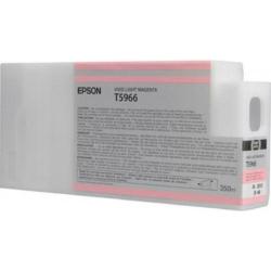 Epson T5966 Patron Light Magenta 350ml (Eredeti)