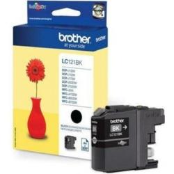 Brother LC121BK tintapatron (Eredeti)