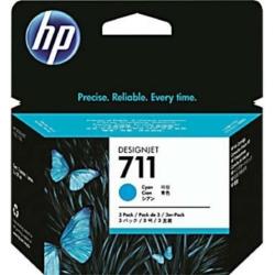 HP CZ130A Patron Cyan 29ml No.711 (Eredeti)