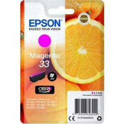 Epson T3343 Patron Magenta 4,5ml (Eredeti)