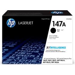 HP W1470A Toner Black 10,5k No.147A (Eredeti)