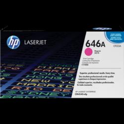 HP CF033A Toner Magenta 12,5k No.646A (Eredeti)