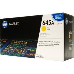 HP C9732A Toner Yellow 12k No.645A (Eredeti)