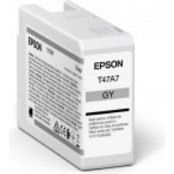Epson T47A7 Patron Gray 50ml (Eredeti)
