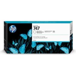 HP P2V87A Patron Gloss Enhancer Cartridge 300ml No.747 (Eredeti)