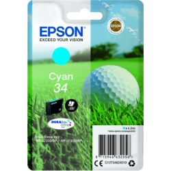 Epson T3462 Patron Cyan 4,2 ml (Eredeti)