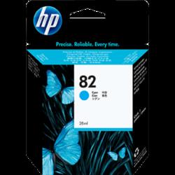 HP C4911A Patron Cyan 69ml No.82 (Eredeti)