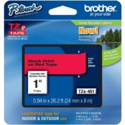 Brother TZe451 szalagkazetta (Eredeti) Ptouch