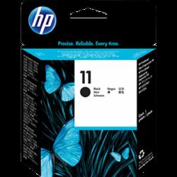 HP C4810A Patron head Black No.11 (Eredeti)