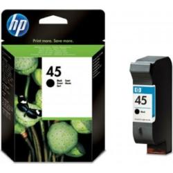 HP 51645AE Patron Black No.45 (Eredeti)