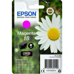 Epson T1803 Patron Magenta 3,3ml (Eredeti)