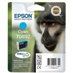 Epson T0892 Patron Cyan 3,5ml (Eredeti)