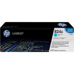 HP CB381A Toner Cyan 21k No.824A (Eredeti)