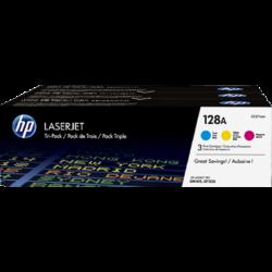HP CF371AM multipack 1,3k No.128A (Eredeti)
