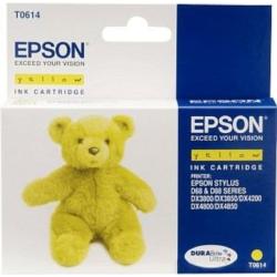 Epson T0614 Patron Yellow 8ml (Eredeti)