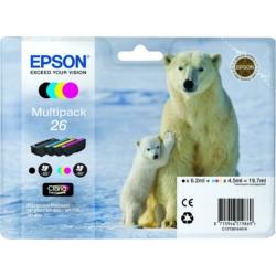 Epson T2616 Patron Multipack 26 (Eredeti)