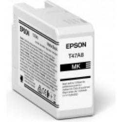 Epson T47A8 Patron Matte Black 50ml (Eredeti)