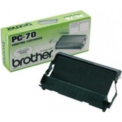 Brother PC70 fólia töltet + kazetta (Eredeti)