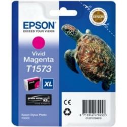 Epson T1573 Patron Magenta 26ml (Eredeti)