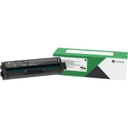 Lexmark C3220K0 Bk toner 1,5k /o/