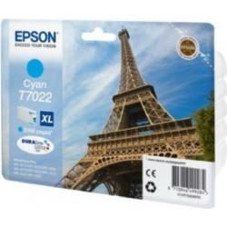 Epson T7022 Patron Cyan 2K (Eredeti)