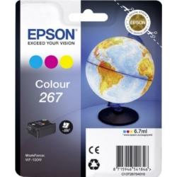 Epson T2670 Patron Color 6,7ml (Eredeti)