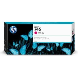 HP P2V78A Patron Magenta No.746 (Eredeti)