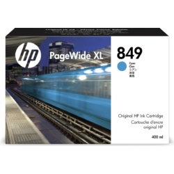 HP 1XB39A Patron Cyan 400ml No.849 (Eredeti)